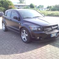 dodge caliber nero opaco spinaudio car hi-fi (2)