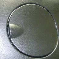 fiat 500 bicolore nero opaco e pelle nera wrapping pellicola spinaudio (188)