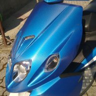 scooter carbonio blu f12 (1)