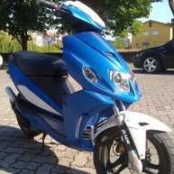 scooter carbonio blu f12 (3)
